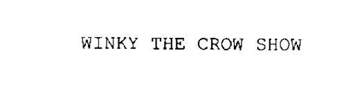 WINKY THE CROW SHOW