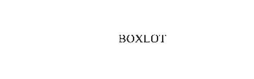 BOXLOT