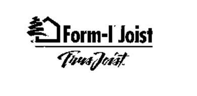 FORM-I JOIST TRUS JOIST