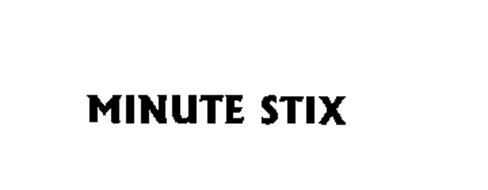 MINUTE STIX