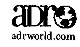 ADRO ADRWORLD.COM