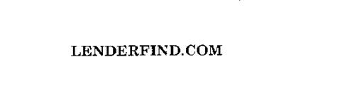 LENDERFIND.COM