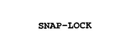 SNAP-LOCK