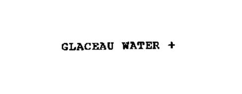 GLACEAU WATER +
