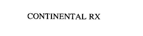 CONTINENTAL RX