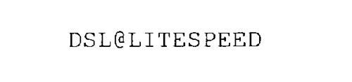 DSL@LITESPEED