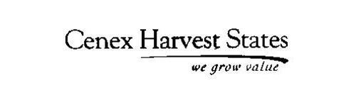CENEX HARVEST STATES WE GROW VALUE