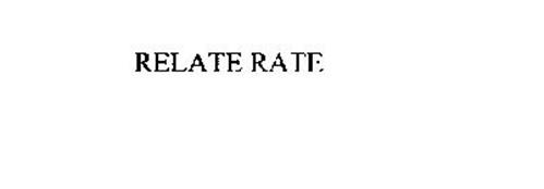 RELATE RATE