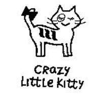 CRAZY LITTLE KITTY