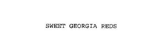 SWEET GEORGIA REDS