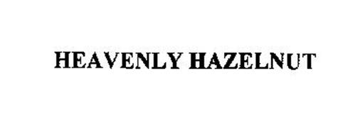 HEAVENLY HAZELNUT