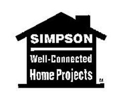 SIMPSON WELL-CONNECTED HOME PROJECTS