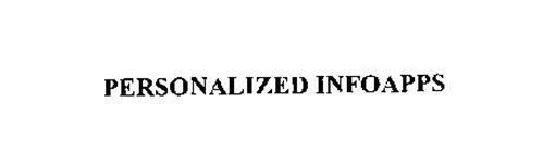 PERSONALIZED INFOAPPS