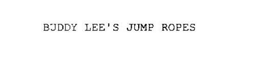 BUDDY LEE JUMP ROPES