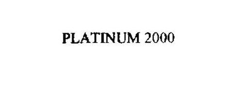 PLATINUM 2000