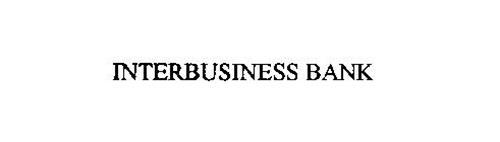 INTERBUSINESS BANK