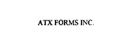ATX FORMS INC.