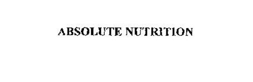 ABSOLUTE NUTRITION