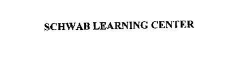 SCHWAB LEARNING CENTER