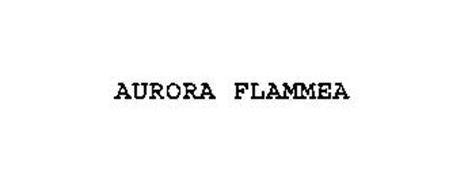 AURORA FLAMMEA