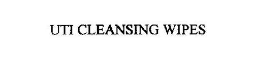 UTI CLEANSING WIPES