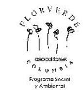 FLORVERDE ASOCOLFLORES COLOMBIA PROGRAMA SOCIAL Y AMBIENTAL
