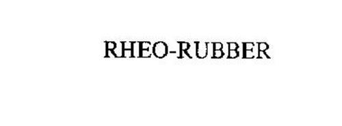 RHEO-RUBBER
