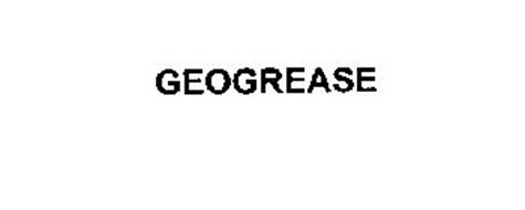 GEOGREASE