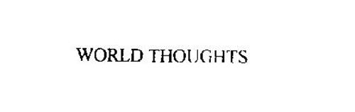 WORLD THOUGHTS