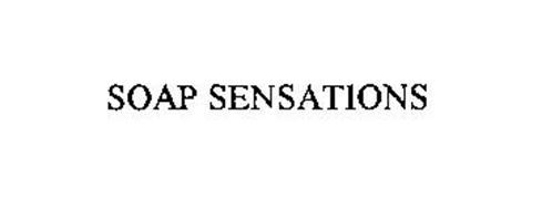 SOAP SENSATIONS