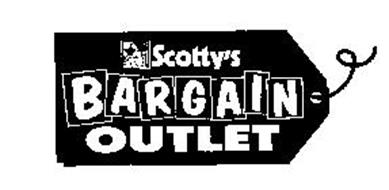 SCOTTY'S BARGAIN OUTLET