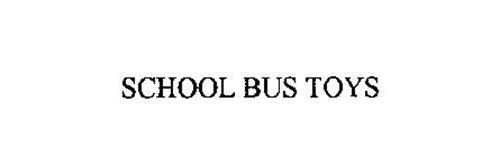 SCHOOL BUS TOYS