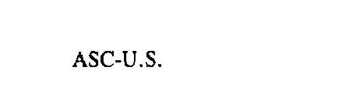 ASC-U.S.