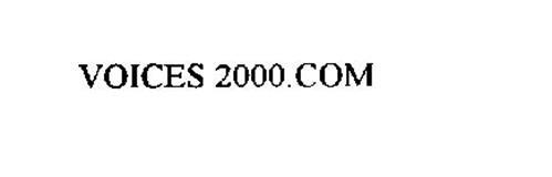 VOICES 2000.COM