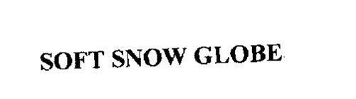 SOFT SNOW GLOBE