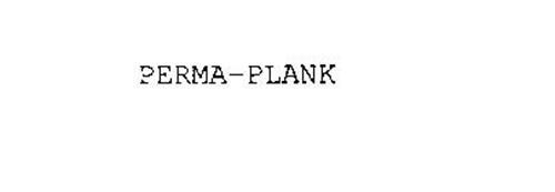 PERMA-PLANK