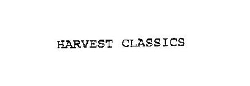 HARVEST CLASSICS