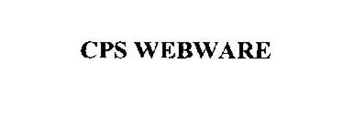 CPS WEBWARE