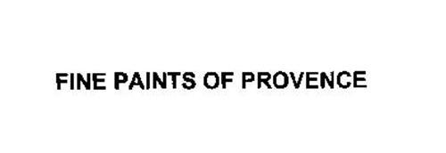 FINE PAINTS OF PROVENCE