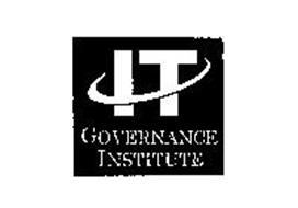 IT GOVERNANCE INSTITUTE