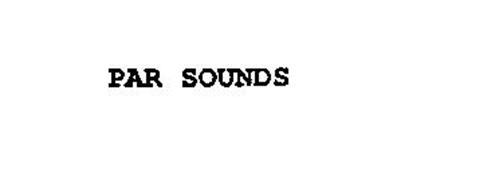 PAR SOUNDS