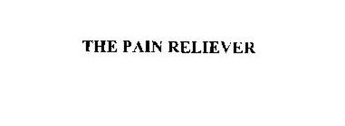 THE PAIN RELIEVER