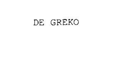 DE GREKO