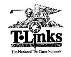 T LINKS THE NATIONAL TEE-TIME NETWORK