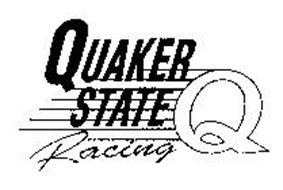Q QUAKER STATE RACING