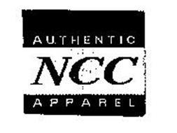 AUTHENTIC NCC APPAREL