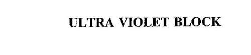 ULTRA VIOLET BLOCK