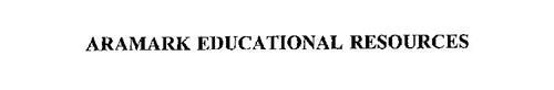 ARAMARK EDUCATIONAL RESOURCES