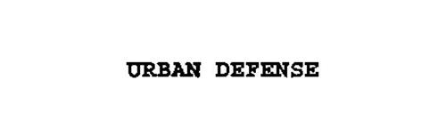 URBAN DEFENSE