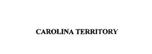 CAROLINA TERRITORY